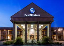 Best Western of Alexandria Inn & Suites & Conference Center - Alexandria - Building