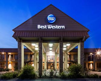 Best Western of Alexandria Inn & Suites & Conference Center - Alexandrië - Gebouw