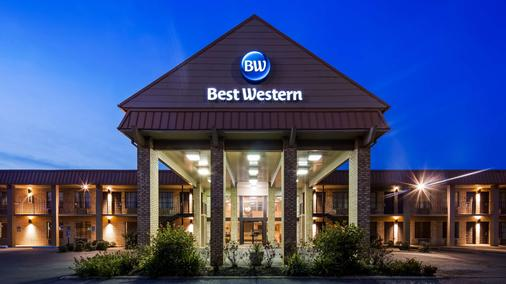 Best Western of Alexandria Inn & Suites & Conference Center - Alexandria - Toà nhà