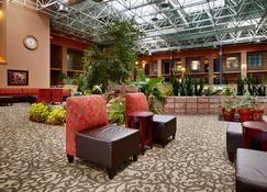 亞歷山德里亞貝斯特韋斯特旅館及套房酒店與會議中心 - 亞歷山德利亞 - 亞歷山德里亞 - 天井