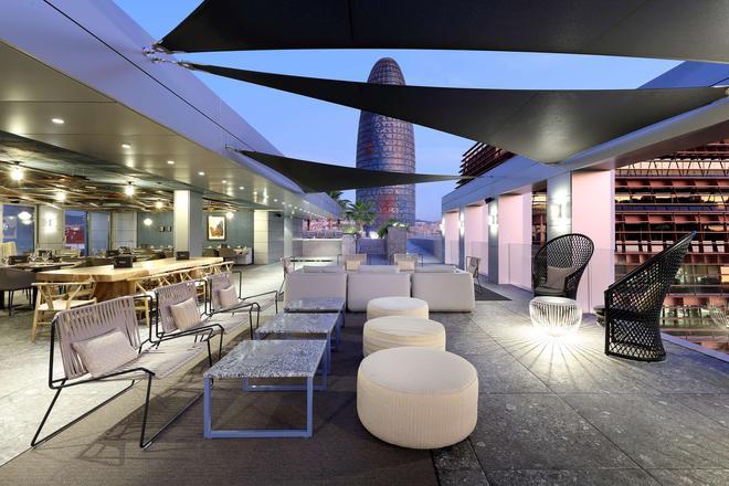 SB 格勞酒店 - 巴塞隆納 - 露天屋頂