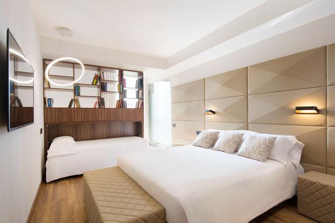 SB 格勞酒店 - 巴塞隆納 - 臥室