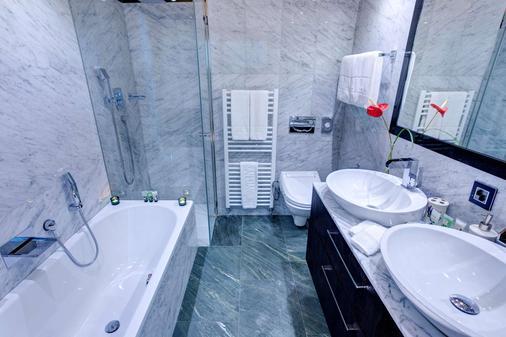 Sport & Wellness Hotel San Gian St Moritz - Sankt Moritz - Kylpyhuone