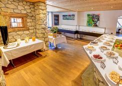 Sport & Wellness Hotel San Gian St Moritz - Sankt Moritz - Restaurant