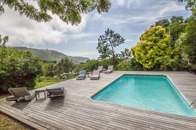 Piesang Valley Lodge - Plettenberg Bay - Bể bơi
