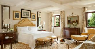 Four Seasons Hotel Firenze - Florence - Bedroom
