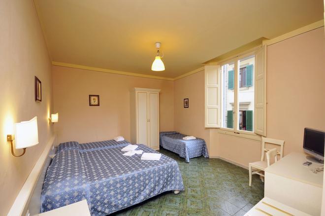 海洋酒店 - 佛羅倫斯 - 佛羅倫斯 - 臥室