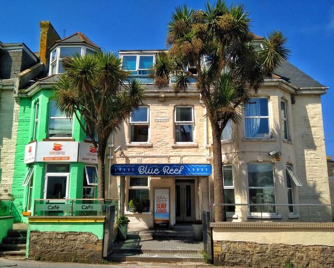 Blue Reef Lodge - Newquay - Toà nhà