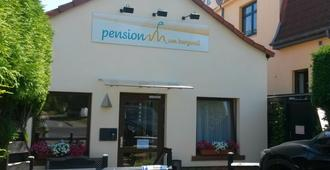 Pension am Burgwall - Wismar - Bygning