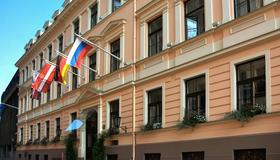 Grand Palace Hotel - The Leading Hotels of the World - Riga - Building