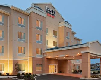Fairfield Inn & Suites by Marriott Harrisonburg - Harrisonburg - Building