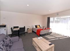 جرين وود بارك - ريتشموند (نيوزيلندا) - غرفة نوم