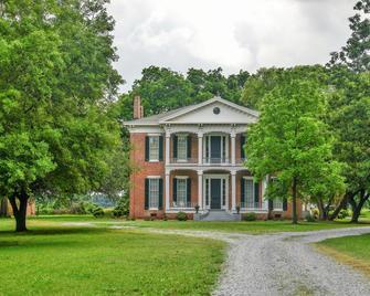 Belmont Plantation - Greenville - Gebouw