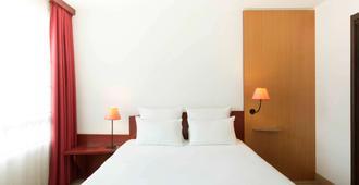 Novotel Suites Montpellier - Монпелье - Спальня