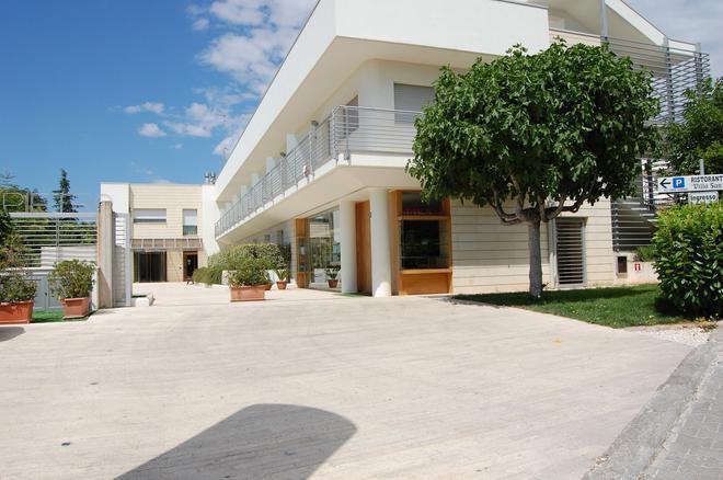 Hotel Villa San Pietro - San Giovanni Rotondo - Κτίριο