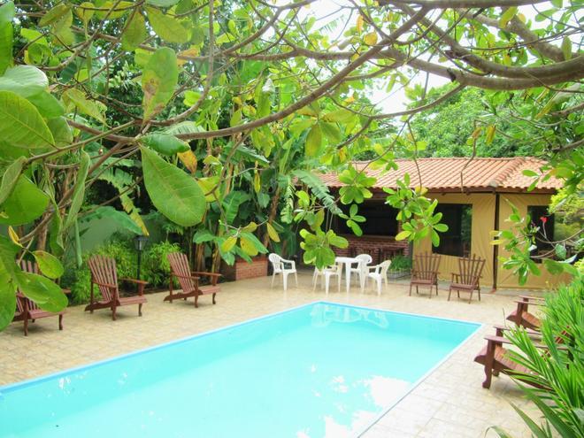Eco Pousada Villa Verde - Bonito - Pool