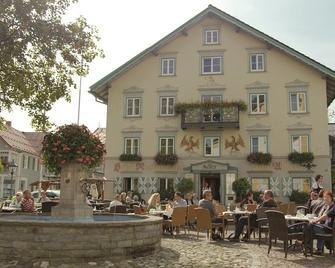 Hotel Adler - Oberstaufen - Building