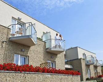 Zenit Wellness Hotel Balaton - Vonyarcvashegy - Budova