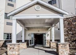MainStay Suites - Coralville - Edifício