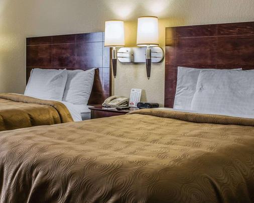 主流套房酒店 - 科勒爾維爾 - 珊瑚村 - 臥室