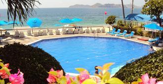 Hotel Acapulco Malibu - Acapulco - Pool