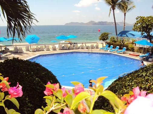 阿卡普爾科馬里布酒店 - 阿卡波可 - 阿卡普爾科 - 游泳池