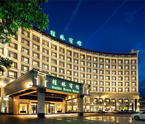 Guilin Bravo Hotel - Quế Lâm - Toà nhà