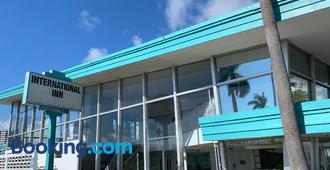 International Inn on the Bay - Miami Beach - Edificio