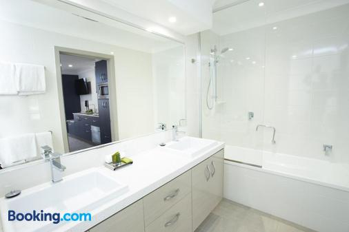 Altitude Motel Apartments - Toowoomba - Phòng tắm