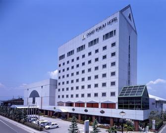 Ogaki Forum Hotel - Ogaki - Bâtiment