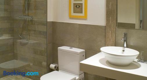 Hotel Calabria - la Garriga - Bathroom