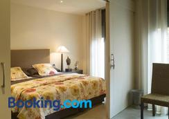 Hotel Calabria - la Garriga - Bedroom