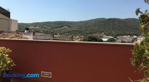 Hotel Calabria - la Garriga - Balcony