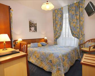 Hôtel Saint-Georges - Сен-Жан-де-Морєнн - Bedroom