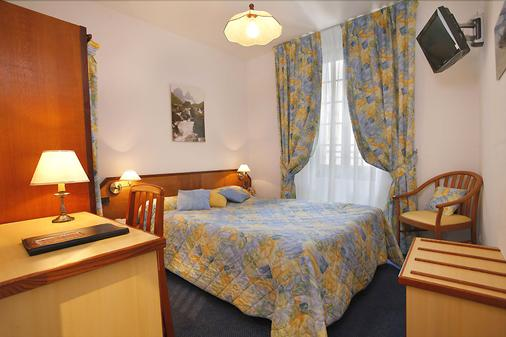 Hôtel Saint-Georges - Saint-Jean-de-Maurienne - Bedroom