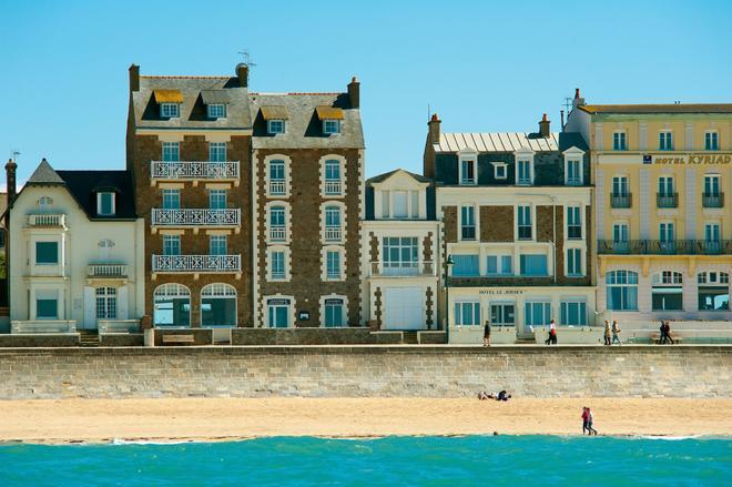Hotel le Jersey - Saint-Malo - Rakennus
