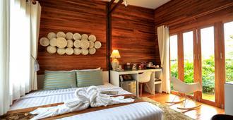 Viangviman Private Pool Villa And Resort - Ao Nang - Bedroom