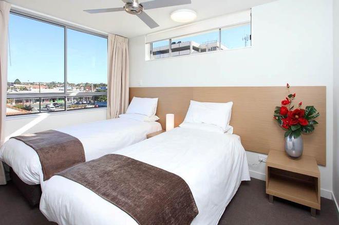 P A Apartments - Brisbane - Κρεβατοκάμαρα