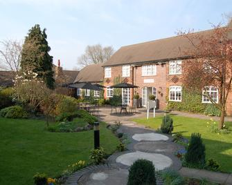 Brook Marston Farm Hotel - Sutton Coldfield - Building