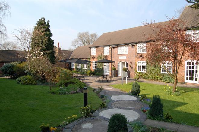 Brook Marston Farm Hotel - Sutton Coldfield - Building