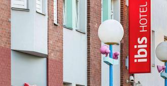 Ibis Berlin Neukölln - Berlín - Edificio