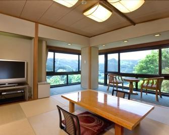 Shorenji Lake Hotel - Nabari - Essbereich
