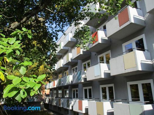 奧格斯堡 DJH 青年旅舍 - 奥格斯堡 - 奧格斯堡 - 建築
