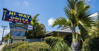 Hi-Way Units Motel - Mackay