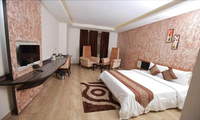 The Royal Paradise - Karnāl - Bedroom