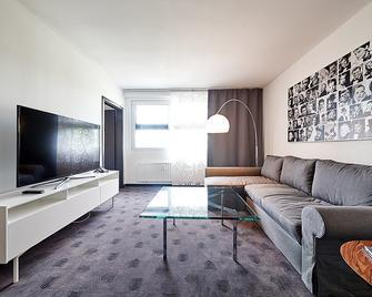 Fourside Plaza Hotel Trier - Trier - Wohnzimmer