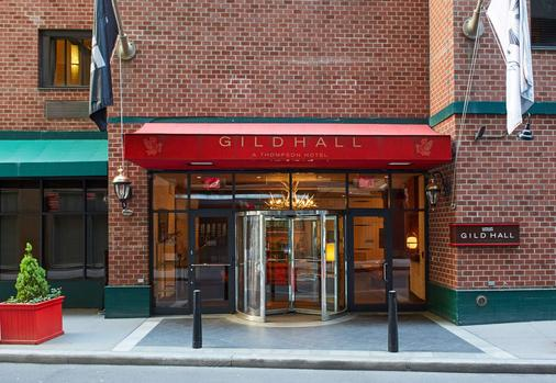 Gild Hall, A Thompson Hotel - Nova York - Edifício