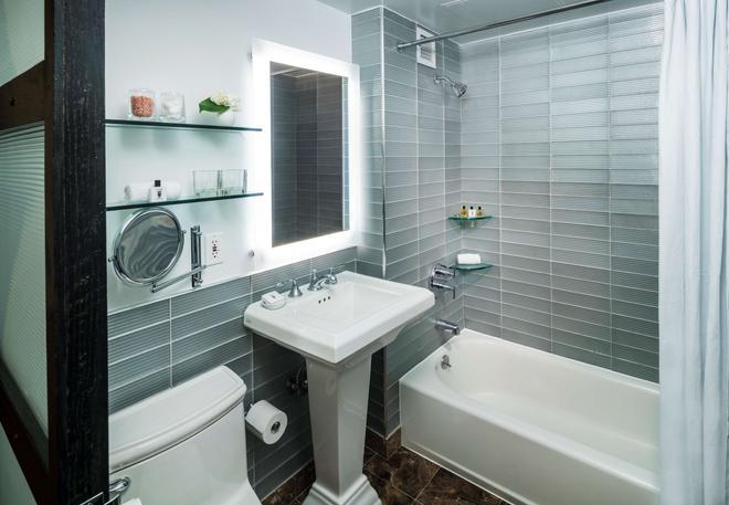 吉爾德大廈托普森酒店 - 紐約 - 紐約 - 浴室