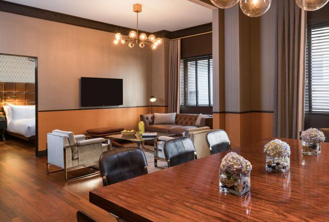 吉爾德大廈托普森酒店 - 紐約 - 紐約 - 餐廳