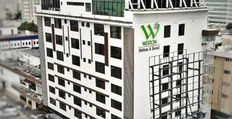 Weston Suites & Hotel - Santo Domingo - Bygning